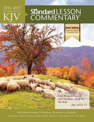 KJV Standard Lesson Commentary®  2016-2017 Cover Image