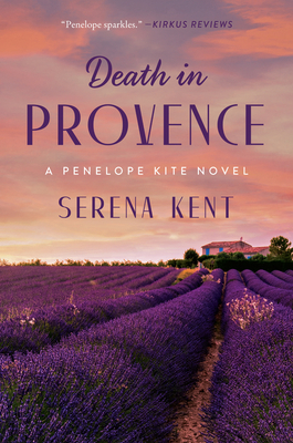 Death in Provence: A Penelope Kite Novel Cover Image
