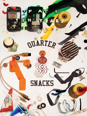 TF at 1: 10 Years of Quartersnacks Cover Image