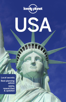 Lonely Planet USA (Country Guide) Cover Image