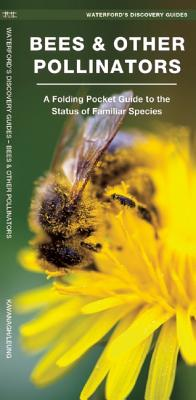 Bees & Other Pollinators: A Folding Pocket Guide to the Status of Familiar Species (Waterford Discovery Guide) Cover Image