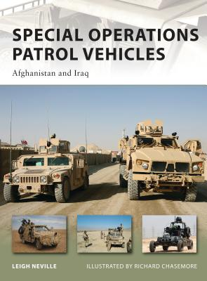 Special Operations Patrol Vehicles: Afghanistan and Iraq Cover Image