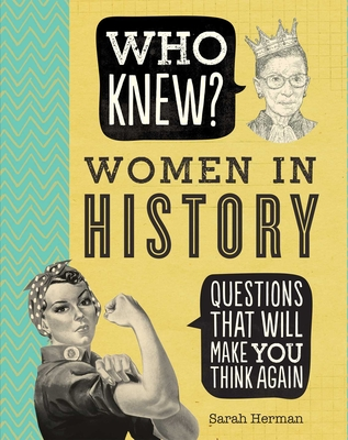 Who Knew? Women in History Cover Image