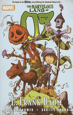 OZ: The Marvelous Land of Oz Cover Image