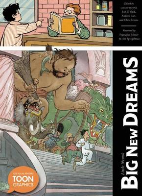 Little Nemo's Big New Dreams: A Toon Graphic Cover Image