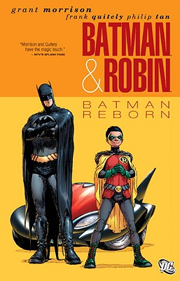 Batman Reborn Cover