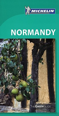 Michelin Green Guide Normandy Cover