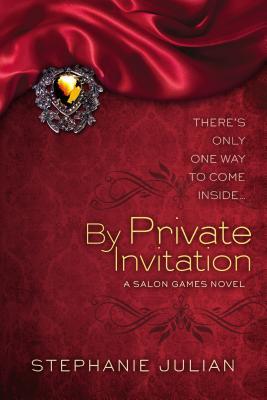 By Private Invitation (A Salon Games Novel #1) Cover Image