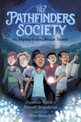 The Mystery of the Moon Tower (The Pathfinders Society) Cover Image