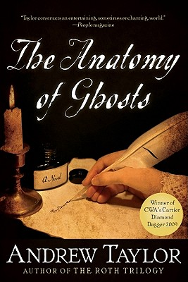 Cover Image for The Anatomy of Ghosts: A Novel