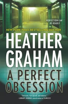 A Perfect Obsession: A Novel of Romantic Suspense (New York Confidential #2) Cover Image