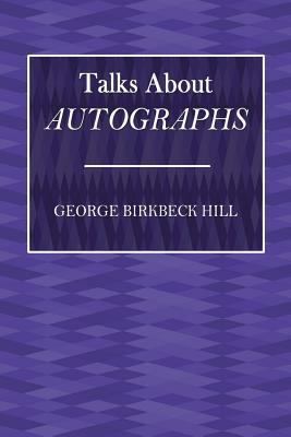 Talks about Autographs Cover Image