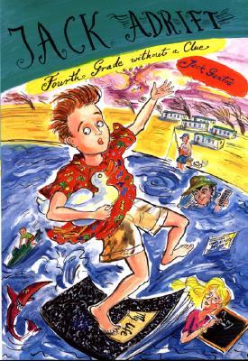 Jack Adrift Cover