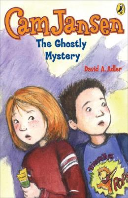 Cam Jansen: the Ghostly Mystery #16 Cover Image