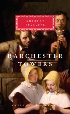 Barchester Towers Cover