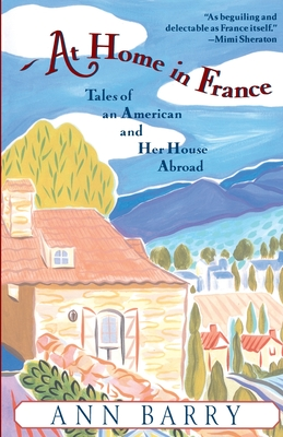 At Home in France Cover Image