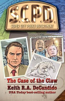The Case of the Claw Cover