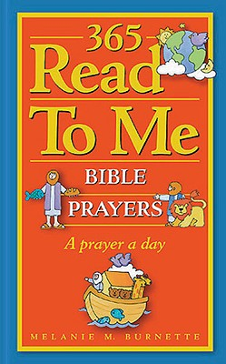 365 Read-To-Me Prayers for Children Cover
