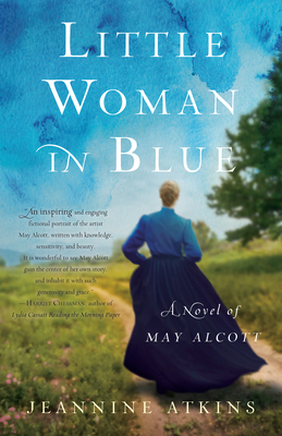 Little Woman in Blue Cover