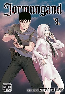 Jormungand, Vol. 8 Cover