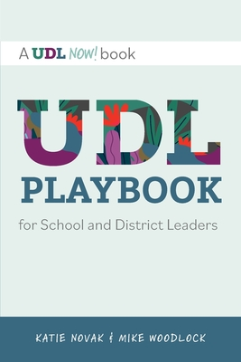 UDL Playbook for School and District Leaders Cover Image