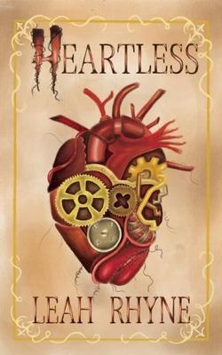 Cover for Heartless (Jolene Hall #1)