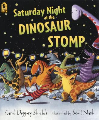 Saturday Night at the Dinosaur Stomp Cover Image