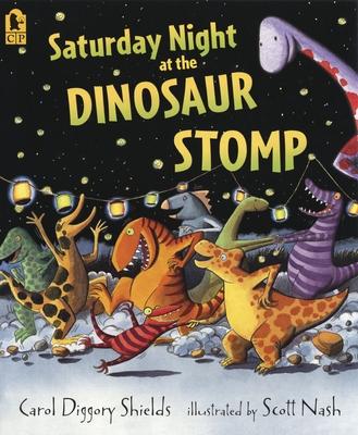 Saturday Night at the Dinosaur Stomp Cover
