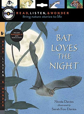 Bat Loves the Night [With CD] Cover Image