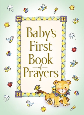 Baby's First Book of Prayers Cover Image