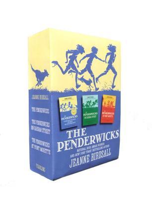 The Penderwicks 3-Volume Set Cover