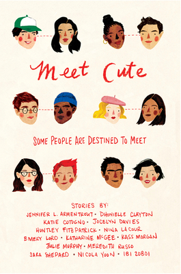 Meet Cute, Edited by Jennifer L. Armentrout