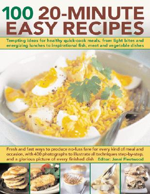 100 20-Minute Easy Recipes Cover