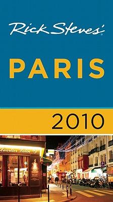 Rick Steves' Paris 2010 Cover