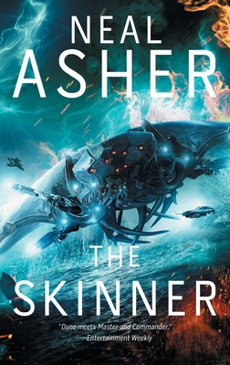 The Skinner: The First Spatterjay Novel Cover Image