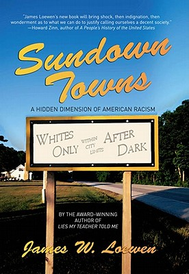 Sundown Towns Cover Image