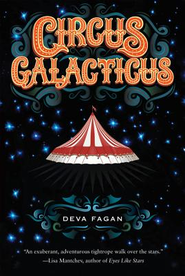Circus Galacticus Cover