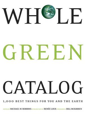 Whole Green Catalog Cover