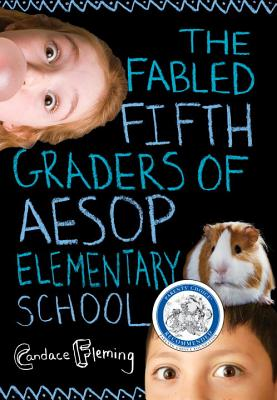 The Fabled Fifth Graders of Aesop Elementary School Cover