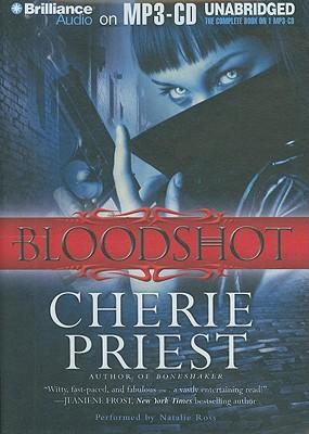 Bloodshot Cover Image