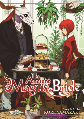 The Ancient Magus' Bride Vol. 1 Cover Image