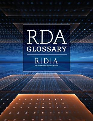 RDA Glossary Cover Image