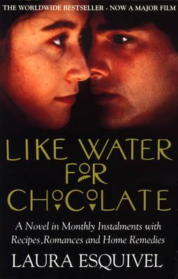 Like Water for Chocolate Cover Image
