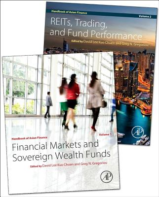 Handbook of Asian Finance Cover Image