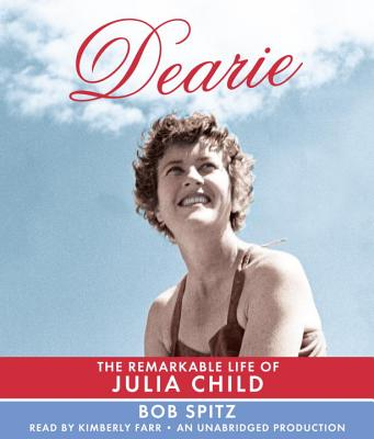 Dearie: The Remarkable Life of Julia Child Cover Image