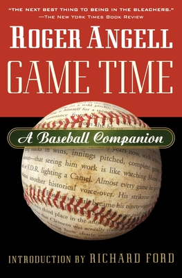 Game Time: A Baseball Companion Cover Image