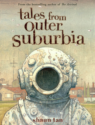 Tales From Outer Suburbia Cover Image