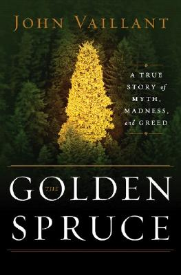 The Golden Spruce Cover