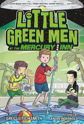 Little Green Men at the Mercury Inn Cover Image