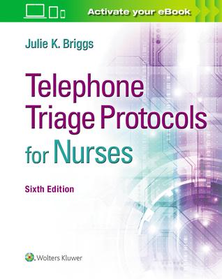 Telephone Triage Protocols for Nurses Cover Image
